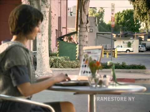 Geico Gecko - Cafe - Framestore, NY