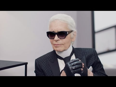 Karl Lagerfeld's Interview - Fall-Winter 2017/18 Ready-to-Wear CHANEL Show