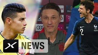 Niko Kovac zu Benjamin Pavard, James Rodriguez und den Kader | FC Bayern München | Bundesliga | SPOX