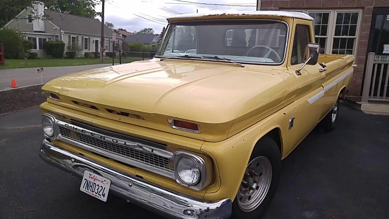 medium resolution of 1964 chevrolet c20 pickup