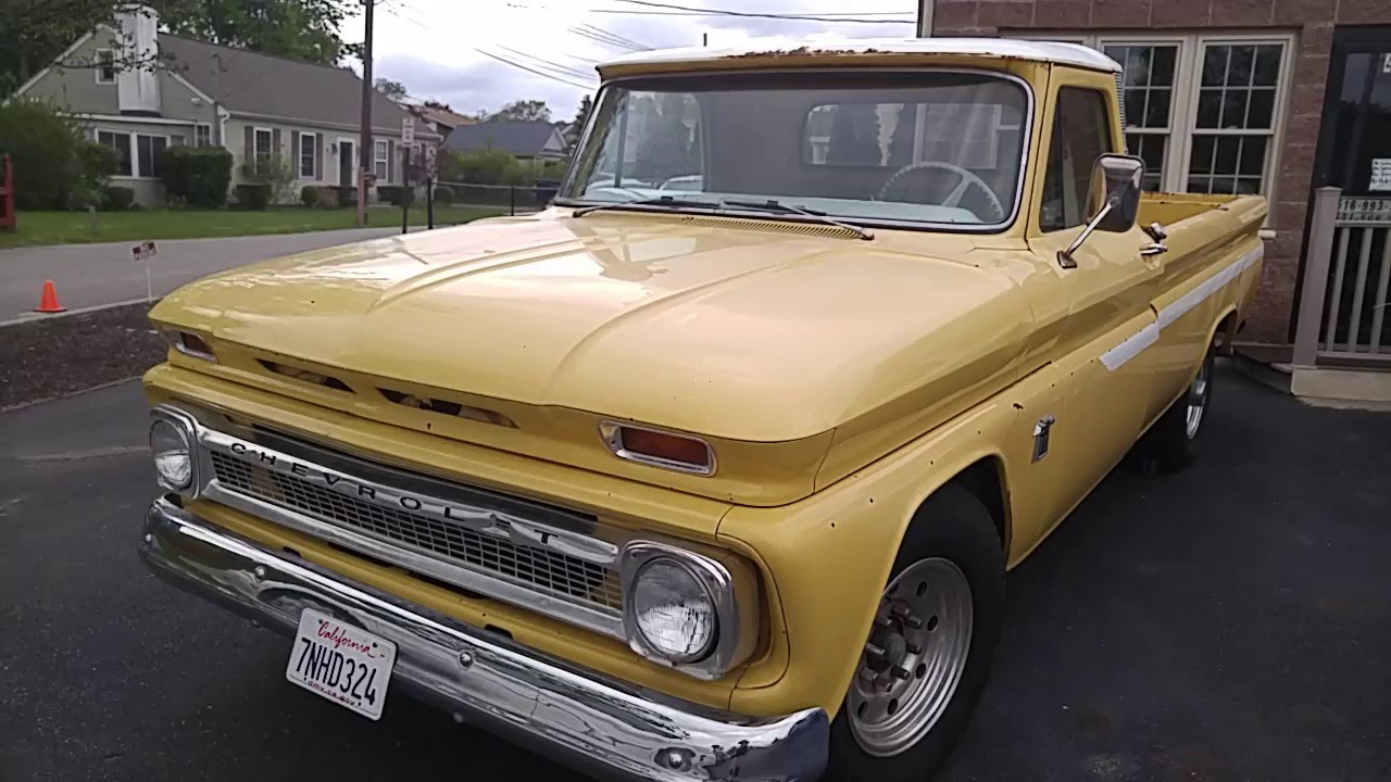 1964 chevrolet c20 pickup [ 1280 x 720 Pixel ]