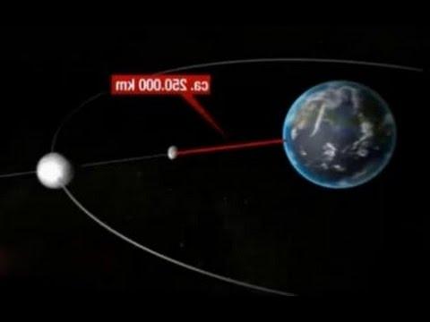Сколько лететь до Луны?