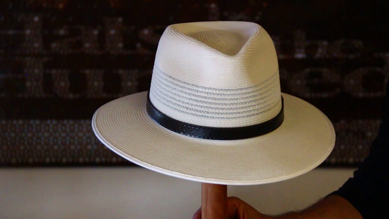 Akubra Zephyr Cream Hat Review- Hats By The Hundred - YouTube 9ff4052b92cb