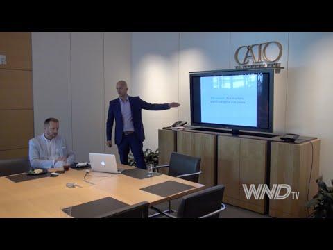Dr.  Nima Sanadaji Speaks at Cato Institute on Nordic Socialism