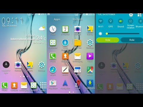 S6 Rom (Lollipop) for S Duos 2 (GT-S7582) and Trend plus (GT-S7580) | Bangla