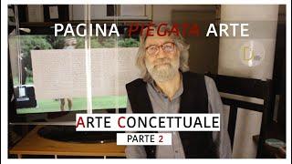 ARTE CONCETTUALE (parte 2) -- 21° INCONTRO