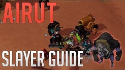 Airut slayer guide | Runescape 3