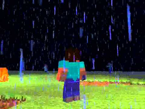 Minecraft Nobody wanna see us together music video