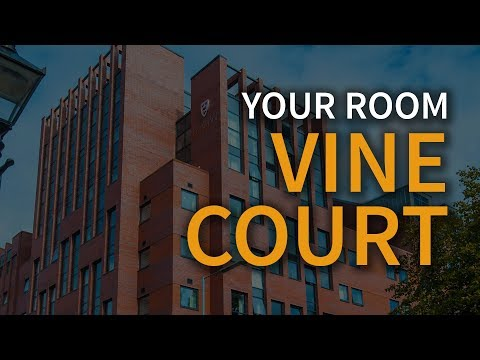 Vine Court - Your Room Guide