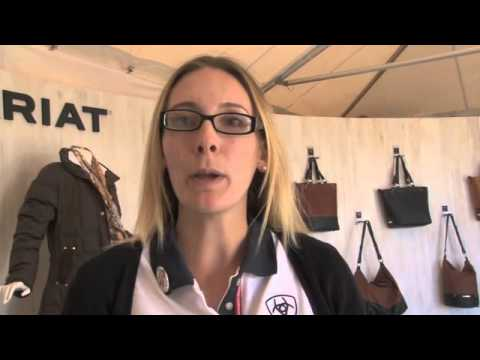 Georgina Bloomberg partners with Ariat