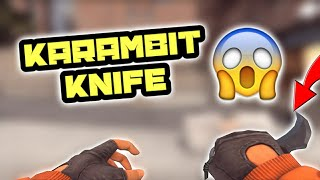 Critical Ops New Knife Is Coming! (Karambit Knife)