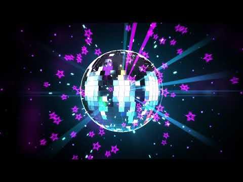 Футаж дискотека/Dance Club Party