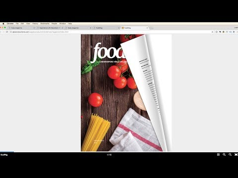 How to Publish a Digital Magazine from InDesign: 8 - Publishing to the Web