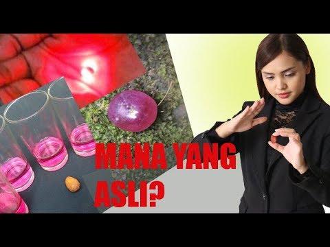 HATI HATI! Ada 3 Jenis Batu mustika Merah Delima, Hanya Satu yang Bendar Benar Asli #Dewi Gayatri