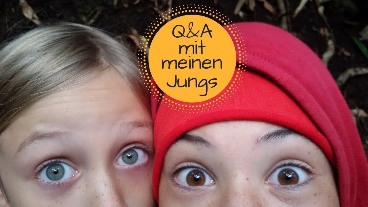Q&A mit meinen Kindern Teil 2! Eure Fragen - unsere Antworten!