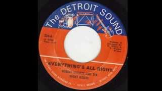 Robert Walker And The Night Riders - Keep On Runnin