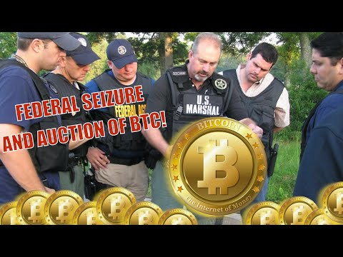 BREAKING NEWS! U.S. Marshals SEIZE Bitcoin & AUCTION IT! China's E-Yuan To DESTROY The US Reserve.