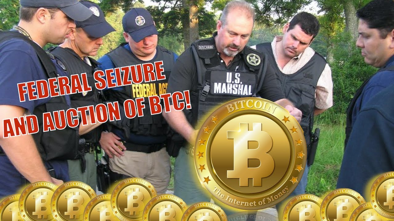 BREAKING NEWS! U.S. Marshals SEIZE Bitcoin & AUCTION IT! China's E-Yuan to DESTROY the US R