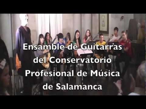 Queen Arr para el ensamble de guitarras del Conservatorio Profesional de Salamanca