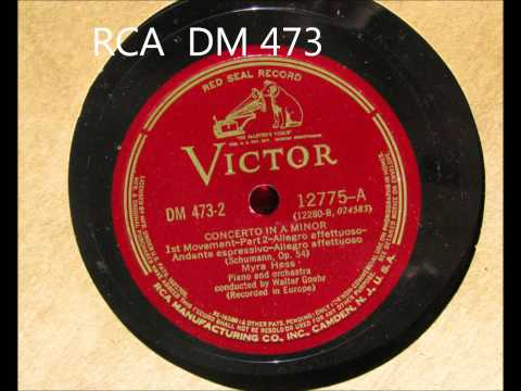78 RPM Classical Records from the Thrift Shop