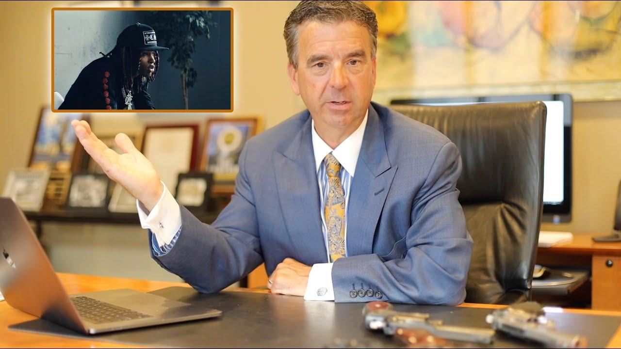 Criminal Lawyer Reacts to King Von - Wayne's Story