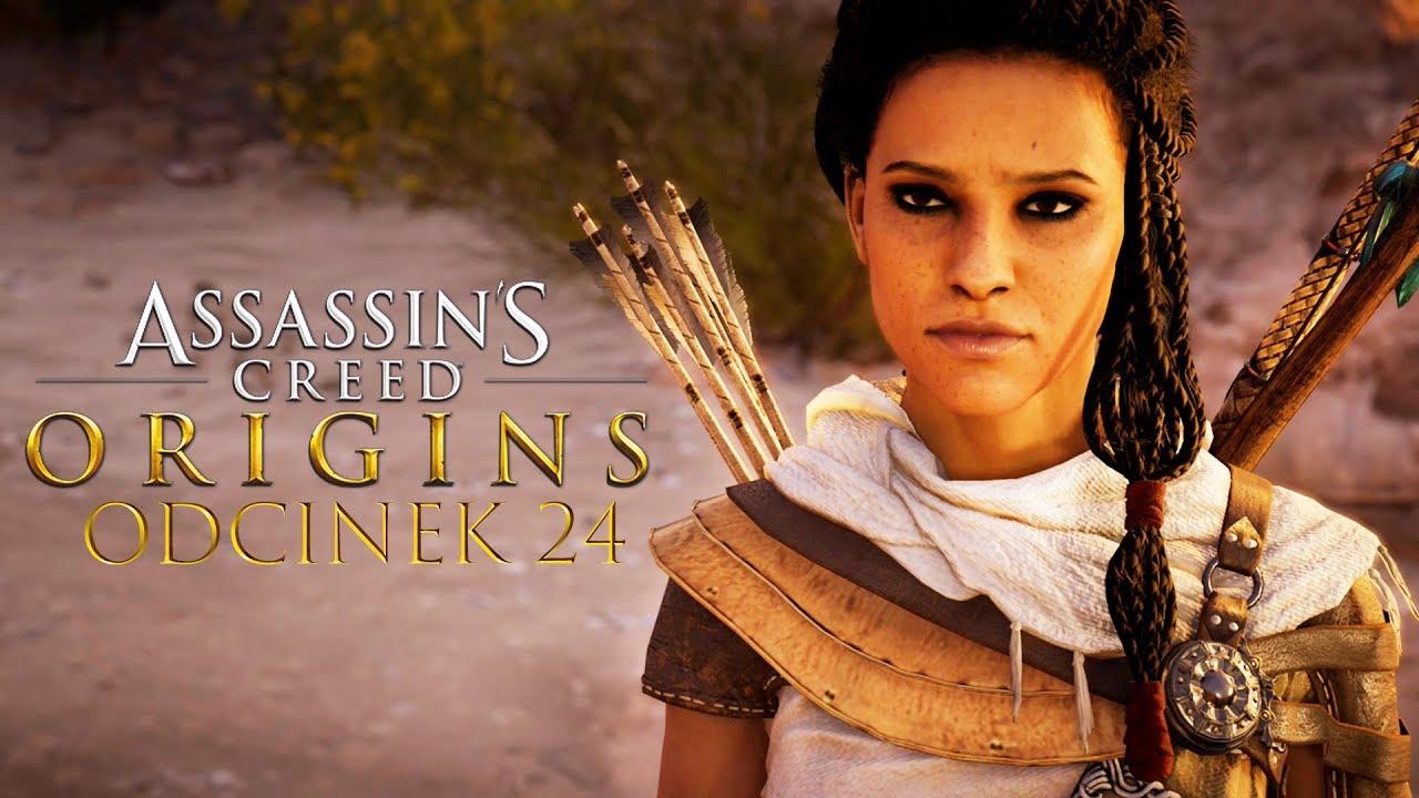 Zagrajmy w Assassin's Creed Origins #24 – OSTATNIA PROSTA! – PC 4K