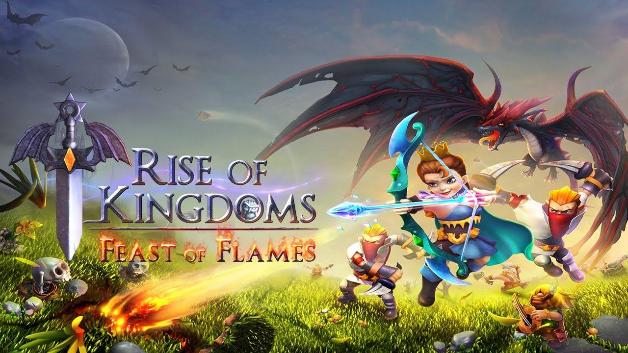 Image result for rise of kingdoms