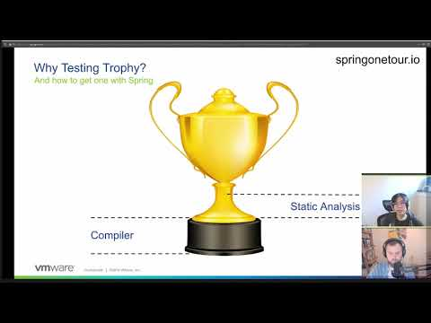 Tanzu.TV SpringOneTour - Win a Spring Testing Trophy Day 1