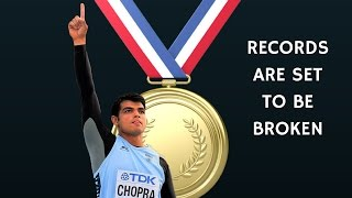 Neeraj Chopra - Javelin Throw World record holder