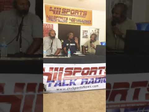 411 Sports Talk Radio LIVE 9 12 2017