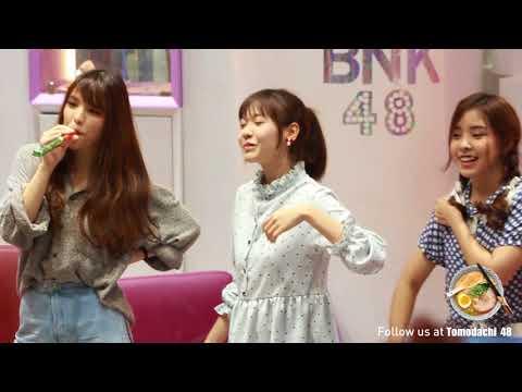 「Fancam」Noey.BNK48 Skirt Hirari 12/03/2017