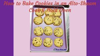 Recipe: How to Bake Cookies in a Cook & Hold Oven