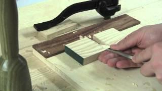 Hand Tool School Highlights: Half Laps
