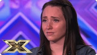 Singer Amy Connelly gets a SECOND CHANCE! | The X Factor UK Unforgettable Audition