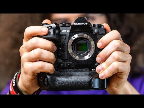 Olympus E-M1X Hands On Preview | Should Sony, Nikon & Canon Be Worried?
