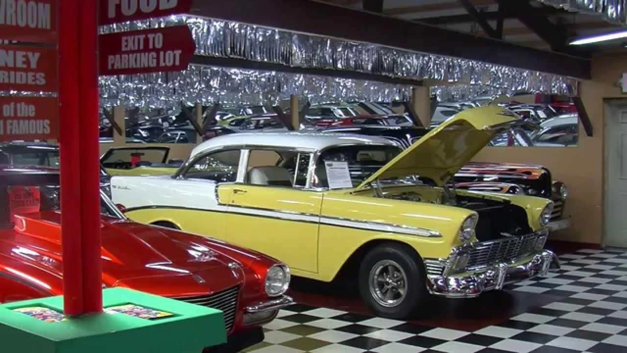 Volo Auto Museum - YouTube