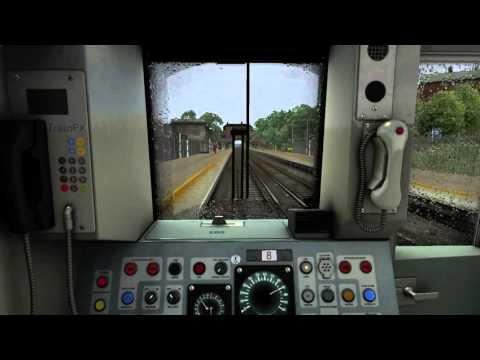 Class 319 Cab ride     Brighton   -   East Croydon