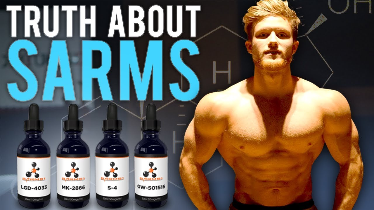 SARMS: What's All The Hype About? (Worth Taking? Side Effects? Legal?)