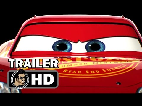 CARS 3 - Official Teaser Trailer #2 (2017) Pixar Disney Animation Movie HD