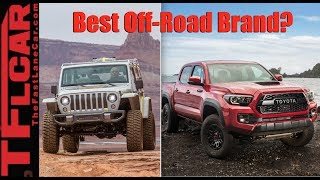 This Is the Most Off-Road Worthy Automaker! thumbnail