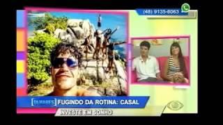 Uma aventura em #Florianópolis/ Mais de #30 #praiasdeFloripa #acampando na #Ilha de #SantaCatarina