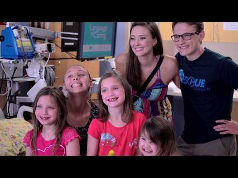 Dolphin Tale Stars Visit Kids at All Children's Hospital