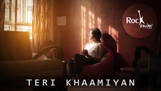 Teri Khamiyan | Shubhangi | Female Version | Akhil, Jaani, Bpraak | Rockfarm