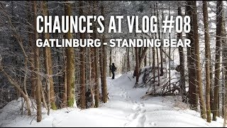 Chaunce's AT Vlog #08: Gatlinburg - Standing Bear