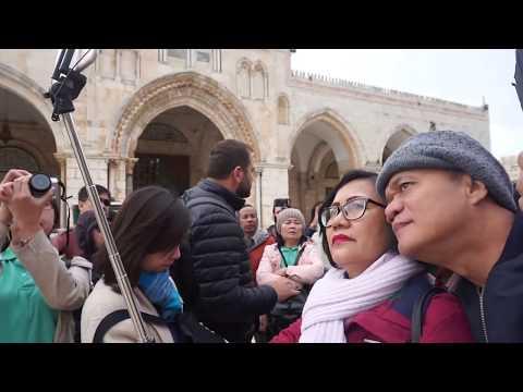 Ziarah Ke Tanah Perjanjian Bersama Nazaret Tour 19-30 Maret 2019