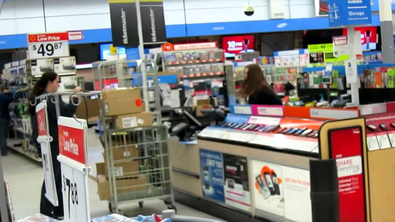 Walmart Wii U Games : Waiting at walmart for the wii u on launch night youtube