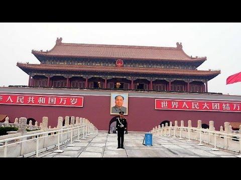 Manchetes na imprensa chinesa três dias depois do atentado em Tiananmen