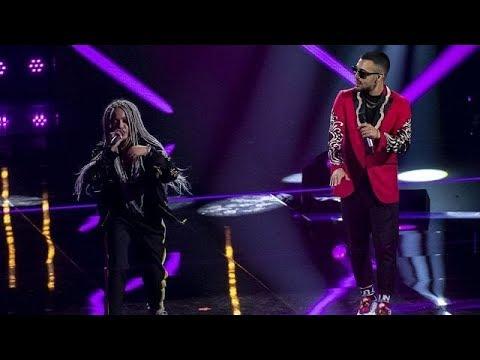 HAI DELLE ISOLE NEGLI OCCHI - Battles - HINDACO E FRANCESCO DA VINCI - The Voice Of Italy 2019