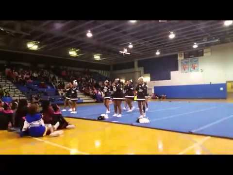 West Gadsden High School Cheerleaders
