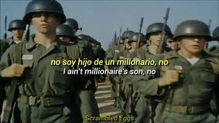 Download Creedence Clearwater Revival - Fortunate Son (Sub. Español / Lyrics)